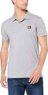 Tommy Hilfiger Men's Monogram Badge Polo