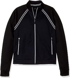 Men's Interlock Double Face Zip Up Sweatshirt