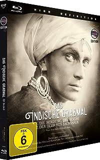 Das indische Grabmal - Blu-ray