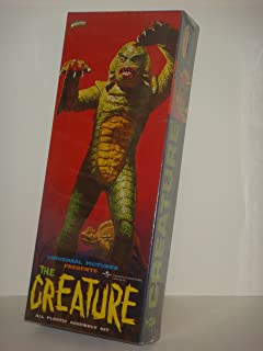 The Creature Plastic Model Kit