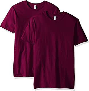 Fruit of the Loom Men's Lightweight Cotton Crew T-Shirt Multipack