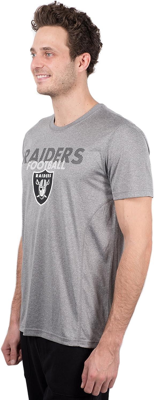 Ultra Game NFL Mens Active Tee Shirt