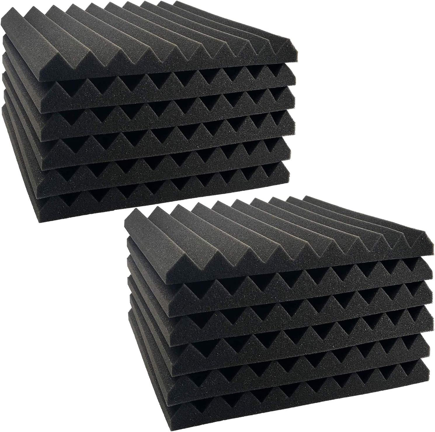 Acoustic Panels Studio Foam Super Special SALE held Sound F Dampening SEAL limited product Nosie Proof