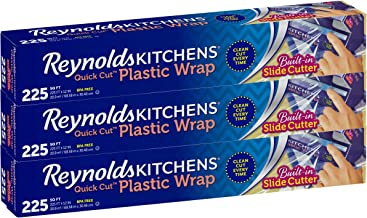 Best reynolds kitchens plastic wrap Reviews
