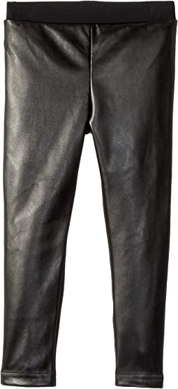 Polo Ralph Lauren Kids - Faux-Leather Stretch Leggings (Little Kids)