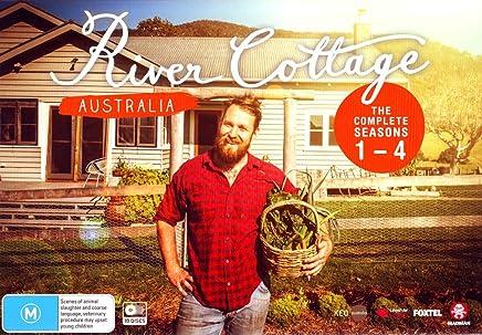 RIVER COTTAGE AUSTRALIA  THE COMPLETE SERIES 1-4
