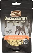 Merrick Backcountry Real Salmon Recipe Freeze-Dried Raw Cat Treats
