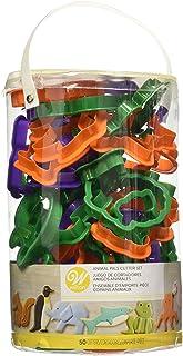 Wilton Animal Cookie Cutter Set, 50 Pieces, 20.54 x 20.54 x 30.14 cm