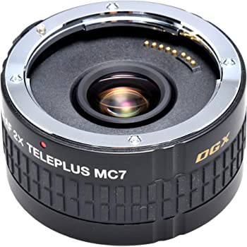 Kenko Teleplus DGX 2X MC7 - Conversor de objetivo para