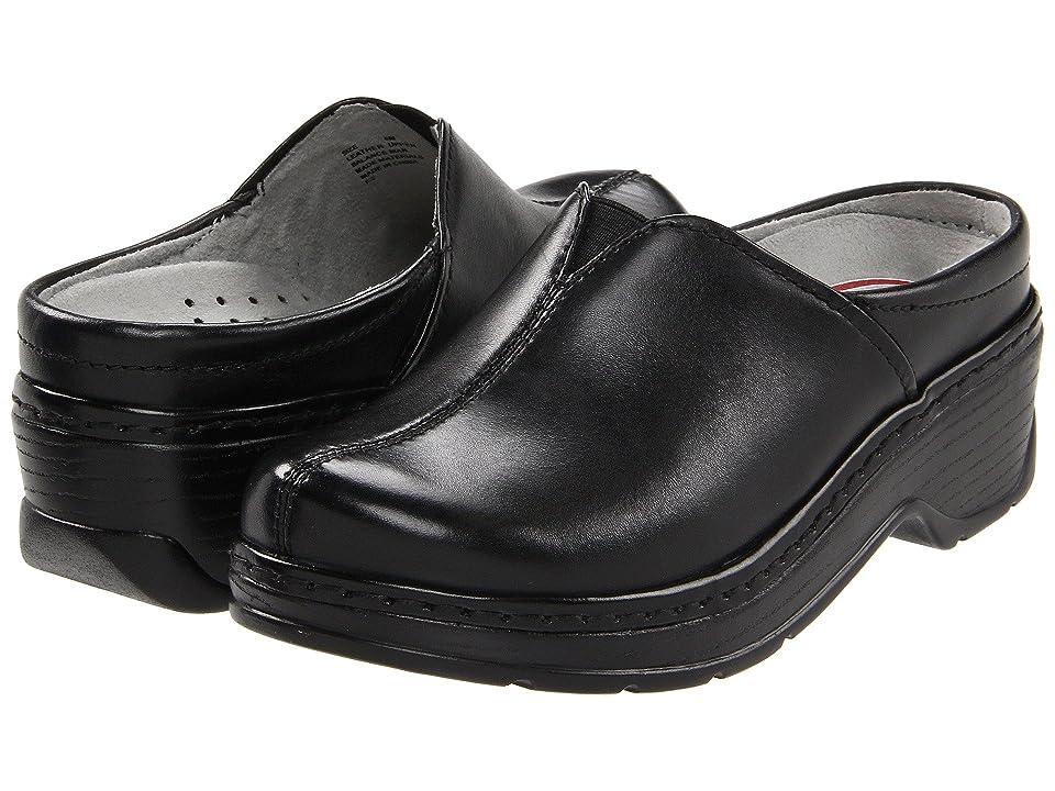Klogs Footwear Como (Black Smooth) Women