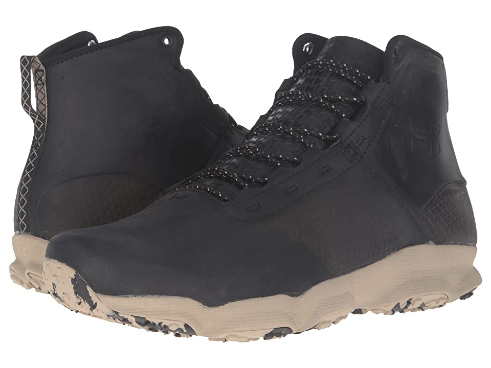 Under Armour UA SpeedFit Hike LTHR (Black/Black) Men