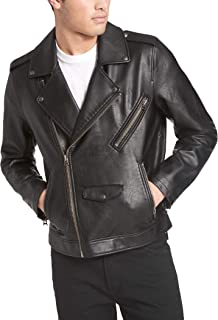 Levi's Men's Faux Leather Motorcycle Jacket