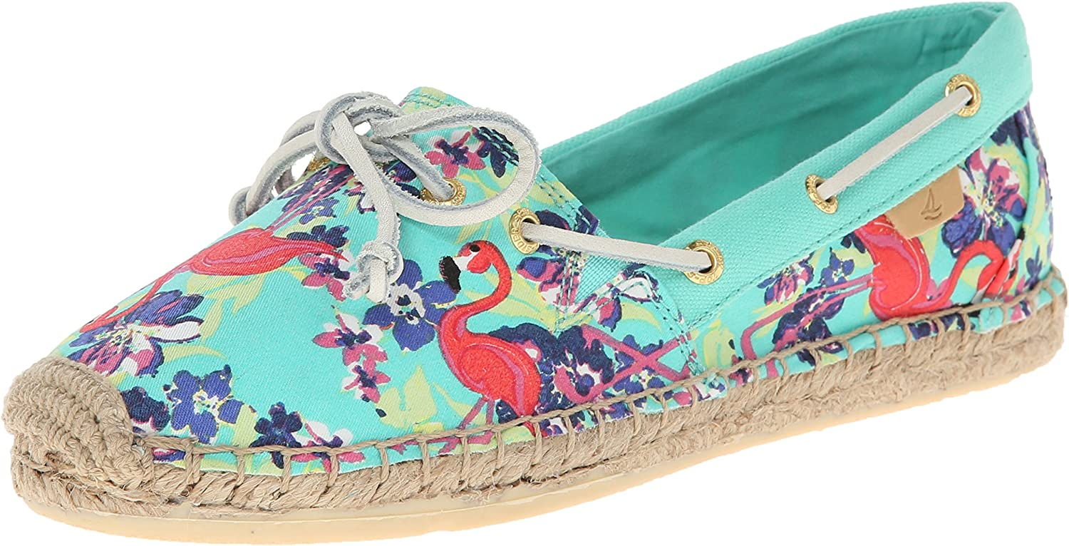 Sperry Top-Sider Women's Katama Prints Boat shoes