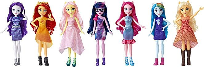 My Little Pony Equestria Girls Friendship Party Pack