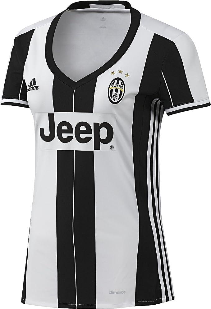 adidas Juve H JSY W Camiseta 1ª equipación Juventus FC 2015 ...