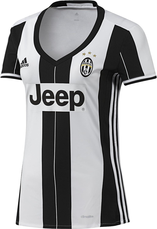 20162017 Juventus Adidas Home Womens Shirt