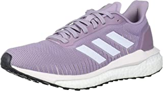 adidas Women's Solar Drive 19 W Running Shoe, Soft Vision/FTWR White/Orchid Tint