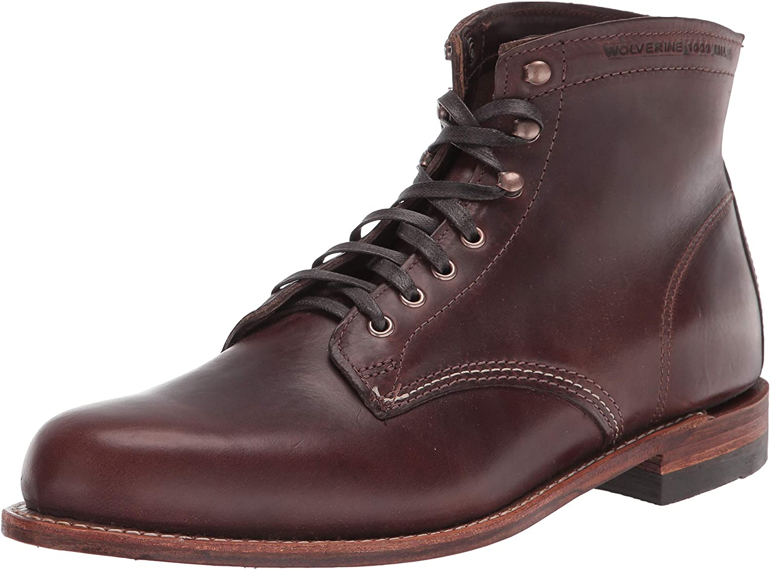 WOLVERINE Men's 1000 Boot Mile Cash special price Large discharge sale Fashion