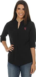 NCAA Women's Button Down Tunic Top