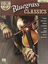 Bluegrass Classics: Violin Play-Along Volume 11
