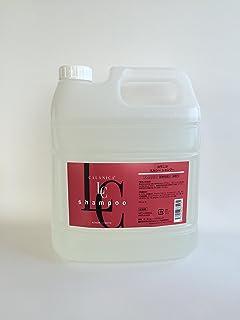 日本製!大容量ノンシリコン・弱酸性・微香料 ルノン「カラニカ エルシーシャンプー・コンディショナー」4000mI 酸熱トリートメントの薬剤を流すのにも相性が良いです(カラニカ エルシーシャンプー)
