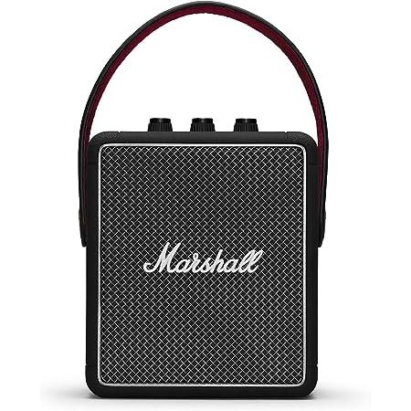 Marshall Stockwell II 10 Watt Wireless Bluetooth Portable Speaker (Black)