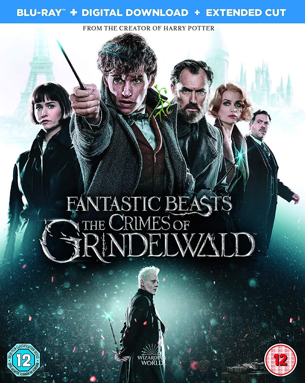 Fantastic Bargain sale Beasts: The Classic Crimes Blu-ray of Grindelwald
