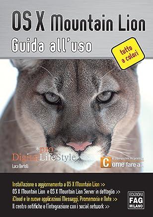 OS X Mountain Lion - Guida alluso