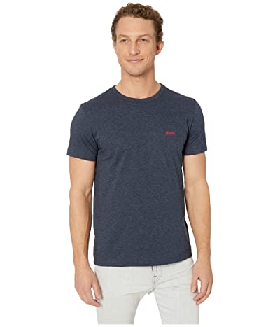 BOSS Hugo Boss Crew Neck T-Shirt (Navy) Men