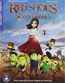 Red Shoes And The Seven Dwarfs [Blu-ray]