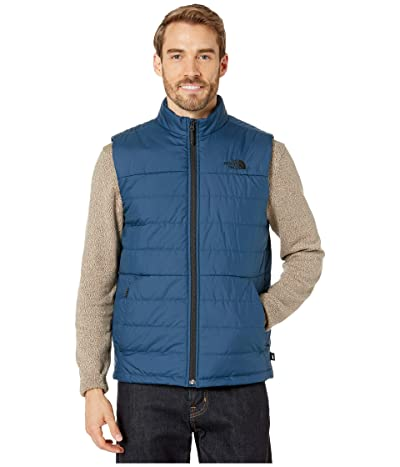 The North Face Bombay Vest (Blue Wing Teal) Men