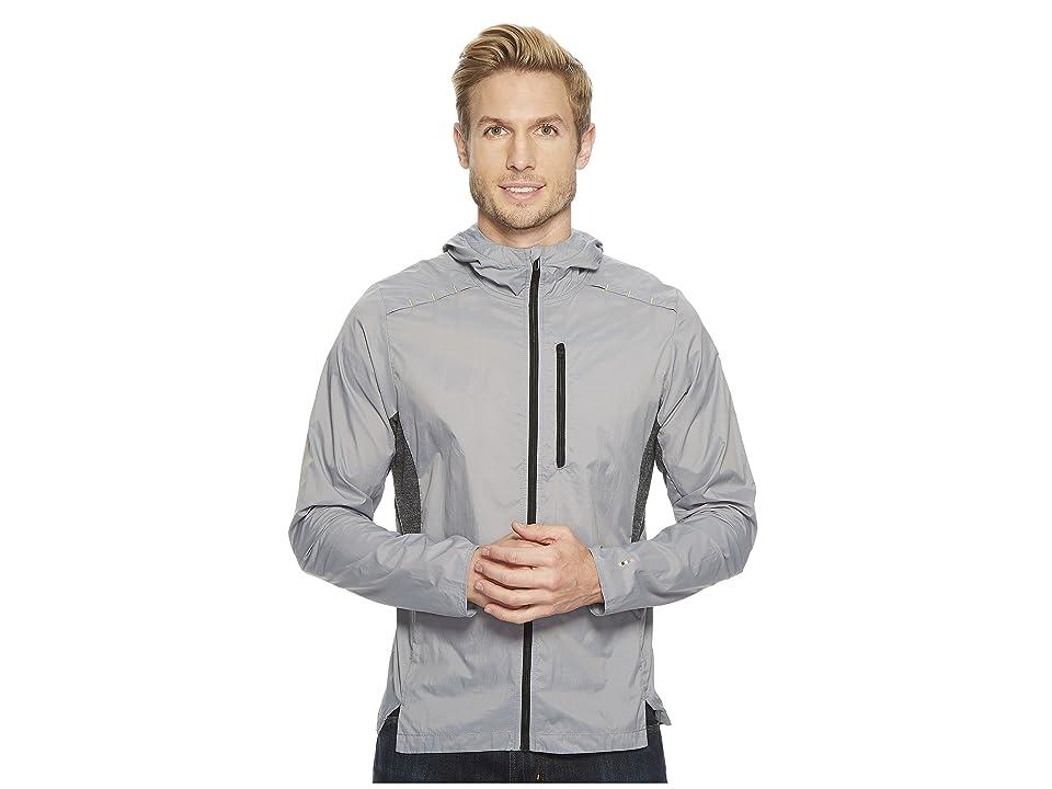 Smartwool PhD(r) Ultra Light Sport Hoodie (Light Grey) Men