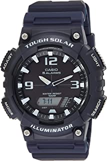 Casio Mens Quartz Watch, Analog-Digital Display and Resin Strap AQ-S810W-2AVDF