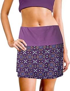 XrSzChic Tennis Skirt Skort Printed Skirt Print