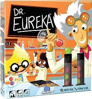 Blue Orange Dr. Eureka Speed Logic Game