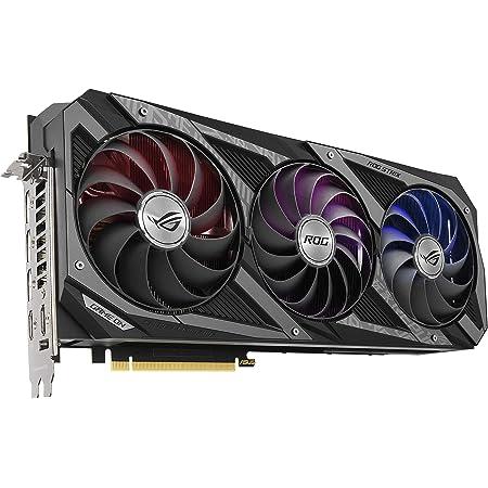 ASUSTek ROG Strix GeForceRTX 3080 搭載 V2 OC Edition 10GB ROG-STRIX-RTX3080-O10G-WHITE-V2