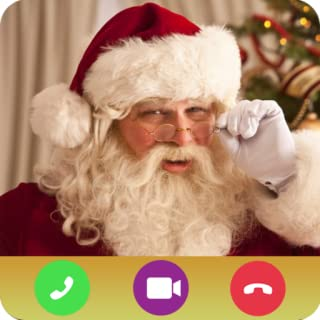 Incoming Fake Call Video From Santa Claus - Free Fake Phone Call Games Offline 2019 - PRANK FOR KIDS