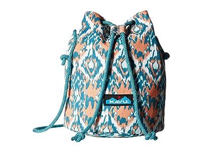 KAVU Bucket Bag (Beach Paint) Bags