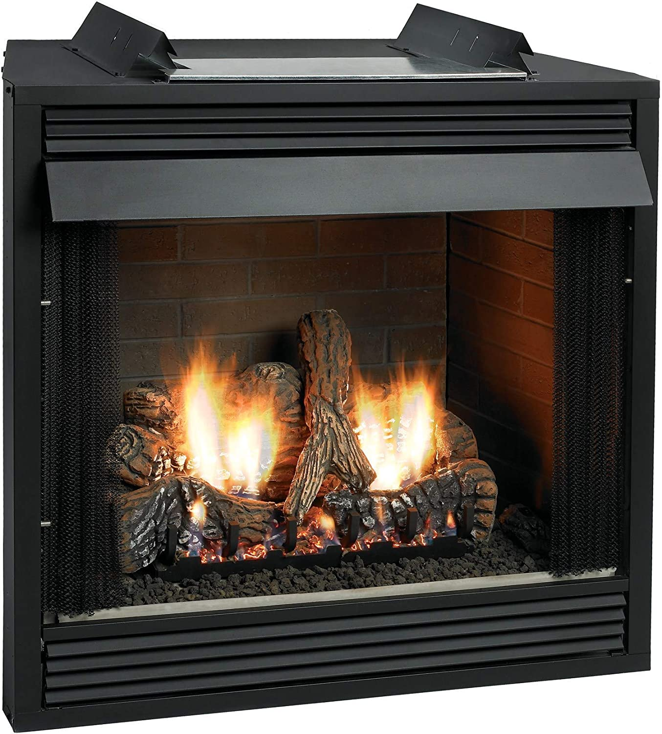 Deluxe 42 Lowest price challenge Cheap bargain inch Vent-Free Louver Firebox -