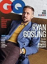 GQ Magazine (November 2018) Ryan Gosling Cover