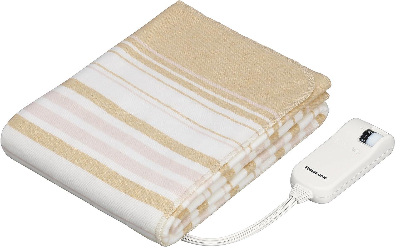 パナソニック 電気毛布 丸洗い可 室温センサー付