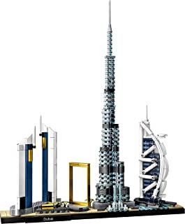 LEGO Architecture Dubai for age 16+ years old 21052