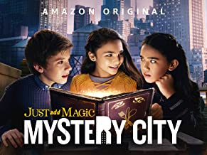 Just Add Magic: Mystery City