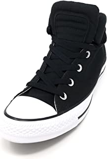 CTAS Chuck Taylor All Star Brookline Mid Black/Black/White