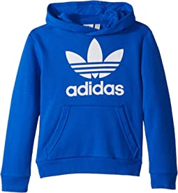adidas Originals Kids - Trefoil Hoodie (Little Kids/Big Kids)