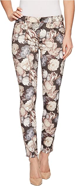 7 For All Mankind - The Ankle Skinny in Amsterdam Floral