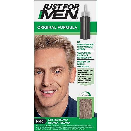 Just for Men - Champú con coloración para hombre (60 ml ...