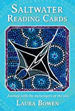 Saltwater Reading Cards: Journey with the Messengers of the Sea (Book and Cards) (Reading Card Series)