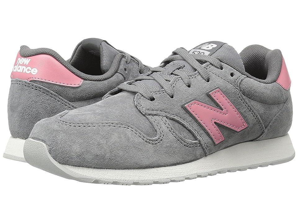 New Balance Classics WL5201 (Grey/Pink) Women