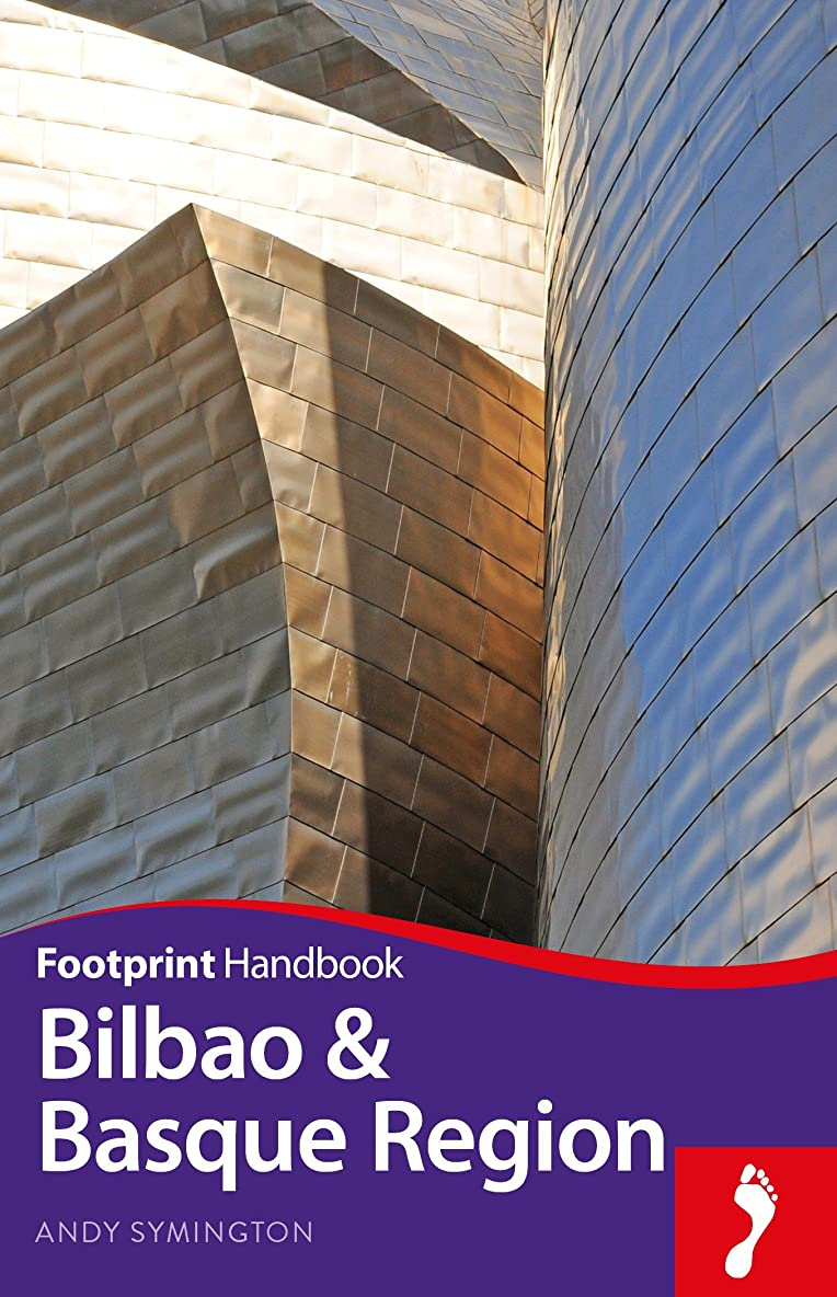 鮫既にペレグリネーションBilbao & Basque Region (Footprint Handbooks) (English Edition)